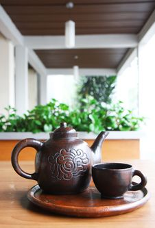 Free Traditional Javanese Tea Royalty Free Stock Photo - 8403915
