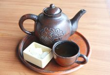 Free Traditional Javanese Tea Stock Photography - 8403972