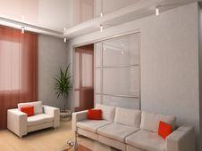 Free Living Room Stock Photo - 8404740