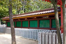 Free Detail Of Japanese Temple Royalty Free Stock Image - 8405836