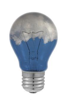 Free Bulb. Stock Photos - 8406413
