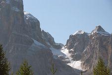 Free Dolomiti Del Brenta Royalty Free Stock Image - 8406486