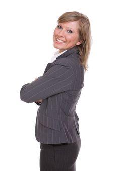 Free Businesswoman Royalty Free Stock Photos - 8406998