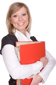 Free Businesswoman Stock Photography - 8407002