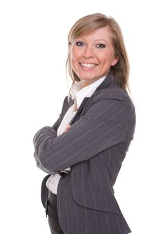 Free Businesswoman Royalty Free Stock Image - 8407026
