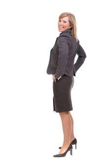 Free Businesswoman Royalty Free Stock Photos - 8407028