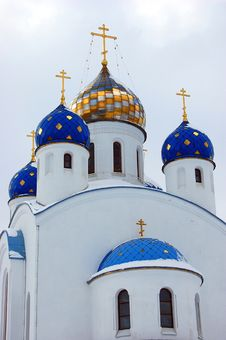 Free The Orthodox Church Stock Photography - 8407062