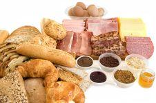 Free Breakfast Stock Image - 8407181