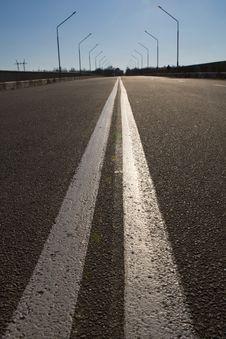 Free Perfect Empty Highway Stock Photos - 8407213