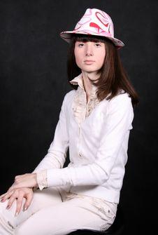 Free Pretty Girl Royalty Free Stock Image - 8407226