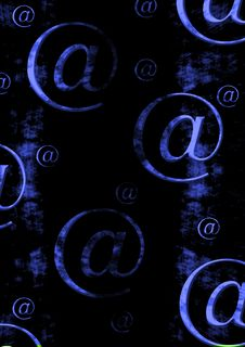 Free Email Royalty Free Stock Photo - 8407255