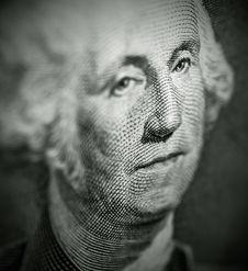 George Washington Royalty Free Stock Photography
