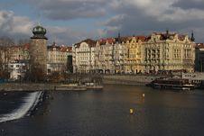 Free Vltava River Bank Stock Photo - 8407910