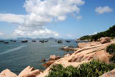 Free Island Near Zhu-Hai,China Royalty Free Stock Photo - 8408785