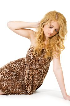 Free Blond Stock Photo - 8409180