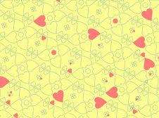 Free Heart Motifs Stock Photo - 8409960