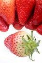 Free Fresh Strawberries Royalty Free Stock Photo - 8411155