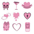 Free Love Icons Stock Images - 8411604