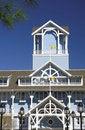 Free Balcony Terrace And Tower Siding House Stock Photos - 8412663