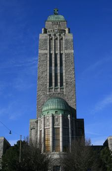 Free Kallio Church Stock Photos - 8410503