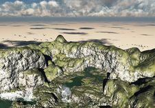 Free Archipelago Royalty Free Stock Images - 8410569