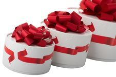 Free Gift Boxes Royalty Free Stock Images - 8410629