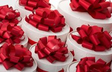 Free Gift Boxes Stock Photos - 8410633