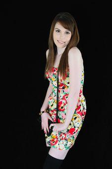 Free Summer Dress Stock Photos - 8410793