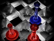Free Chess Stock Photo - 8411050