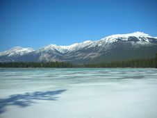 Free Canadian Rockies Royalty Free Stock Photography - 8411617