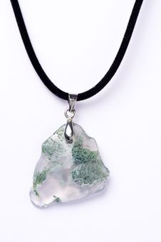 Free Jade Necklace Royalty Free Stock Photography - 8411627