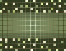 Free Abstract Square Mosaic Background Stock Photography - 8411712