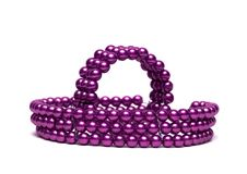Free Bracelet And Beads Royalty Free Stock Photos - 8412378