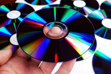 Free Compact Disc Stock Images - 8412714
