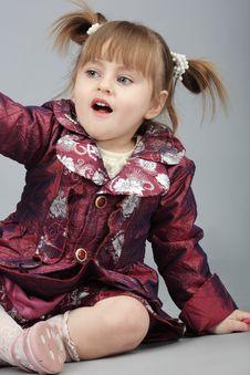 Free Emotional Girl Stock Photography - 8412952