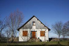 Free House Royalty Free Stock Image - 8413456