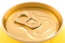 Free Tin Of Drink Royalty Free Stock Images - 8413669