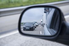 Free Morning Traffic Stock Image - 8413891