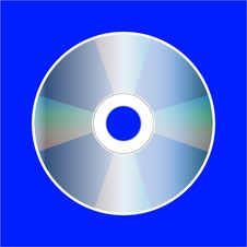 Free Cd Vector Stock Images - 8414624