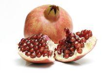 Free Pomegranate Royalty Free Stock Image - 8414726