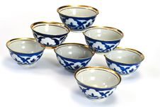 Free East Drinking Bowl Stock Photography - 8414742