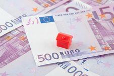 Free House On Euro Stock Photos - 8415023