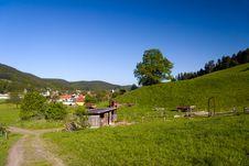 Free Summer Landscape Stock Photos - 8415223