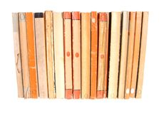 Free Old Paperback Books Stock Images - 8416384