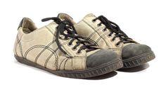 Free Worn White Shoes Royalty Free Stock Photos - 8417718