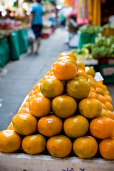 Free Tangerines For Sale Stock Images - 8417854