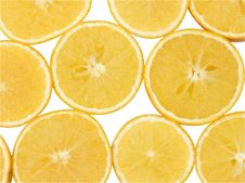 Free Orange Slices Stock Images - 8417874