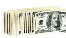 Free One Hundred Dollars Stock Photo - 8417960