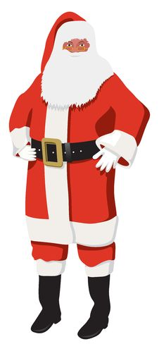 Free Father Christmas Stock Image - 8417981