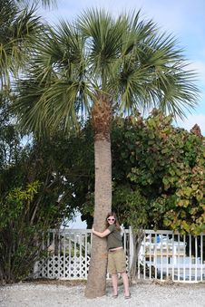 Free Palm Hugger Royalty Free Stock Image - 8418366